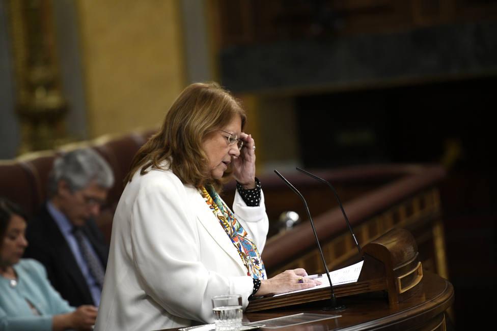 La vicesecretaria de Sectorial del Partido Popular, Elvira Rodríguez