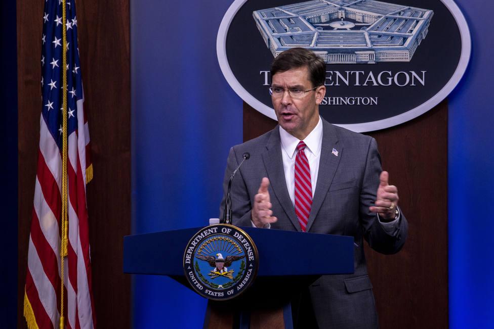 El Pentágono ordena la retirada de los efectivos trasladados a Washington de forma preventiva por las protesta