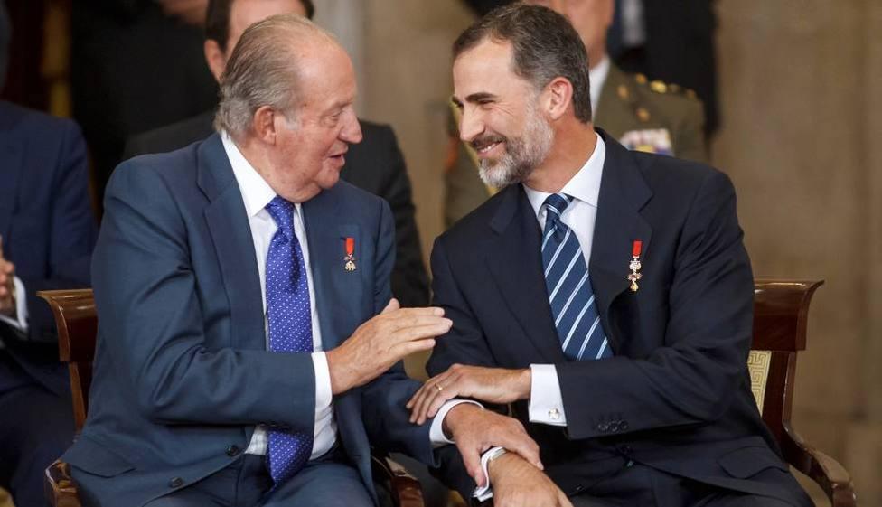 Esta es la carta con la que Don Juan Carlos ha comunicado al rey Felipe VI que se marcha de España