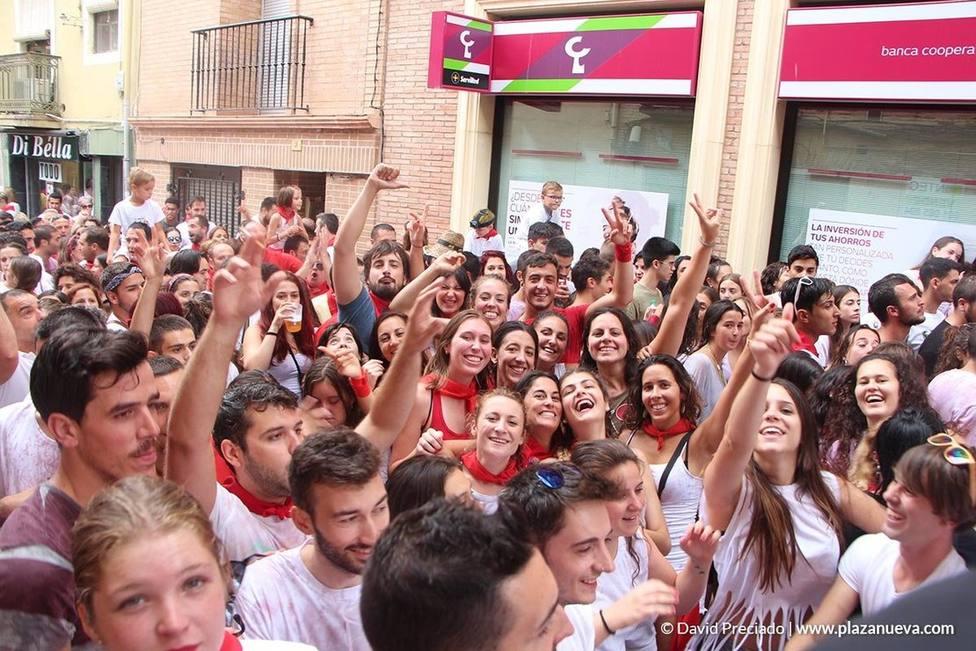 El Ayuntamiento de Alfaro prohibe la celebración de actos festivos del 14 al 20 de agosto