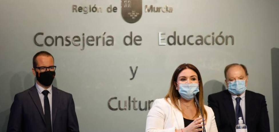 Esperanza Moreno, consejera de Educación