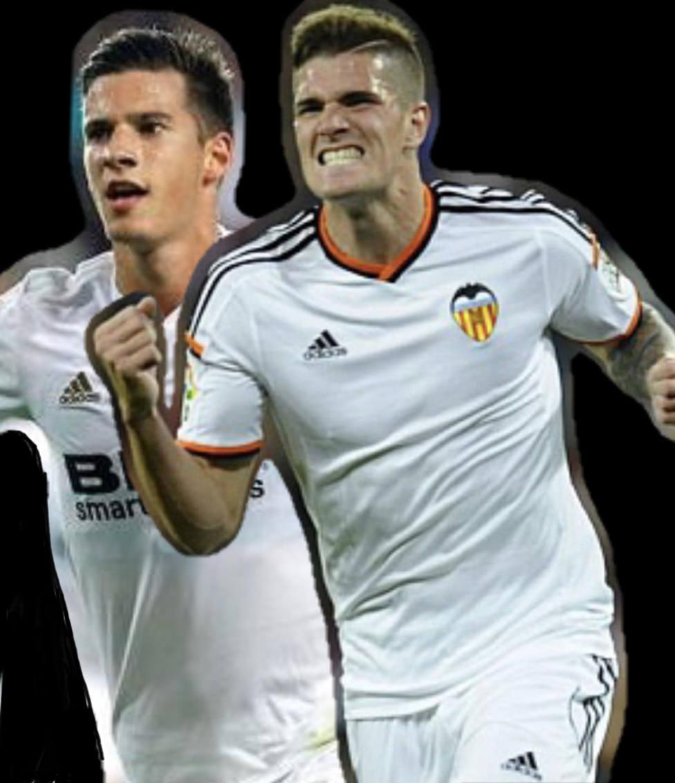 Santi Mina y De Paul podrían aportar ingresos al Valencia CF