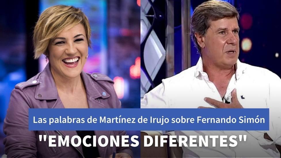 Cayetano Martínez de Irujo habla alto y claro sobre Fernando Simón en 'Liarla Pardo'