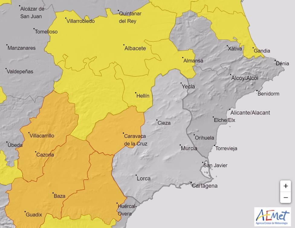 Meteorología eleva a nivel naranja el aviso por nieve este miércoles en el Noroeste y lo extiende hasta el jueves