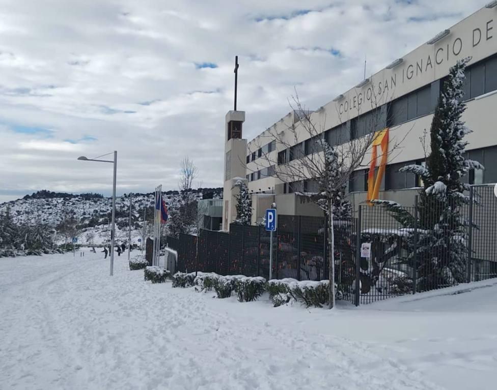 Colegio San Ignacio de Loyola, Torrelodones | FOTO: Ig: colesanignaciodeloyola
