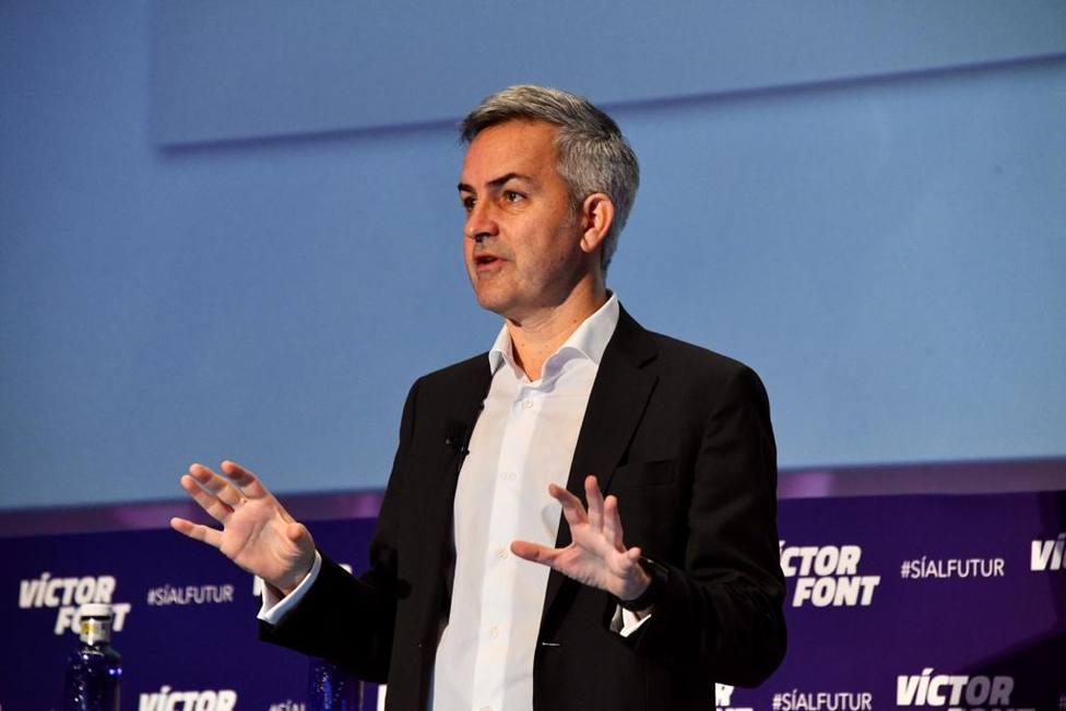 Víctor Font denuncia que la junta electoral valida papeletas sin número de socio
