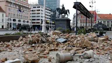 Benedicto XVI envía su bendición especial a Croacia golpeada por un terremoto