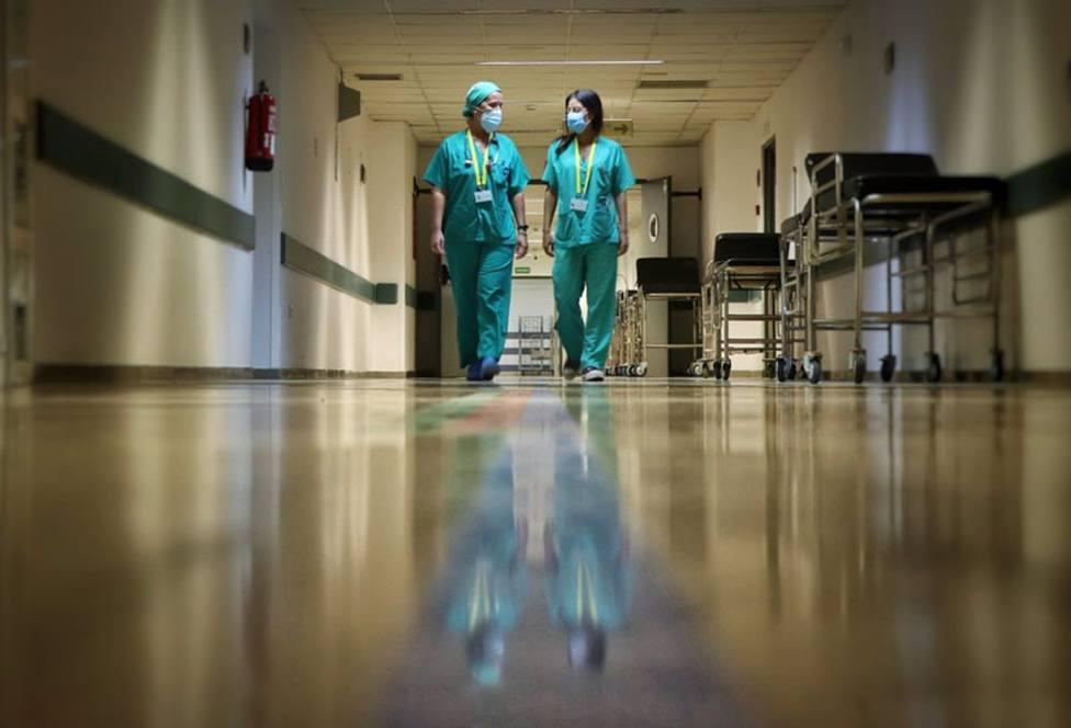 El Hospital Reina Sofía de Córdoba ya cuenta con seis unidades covid en funcionamiento