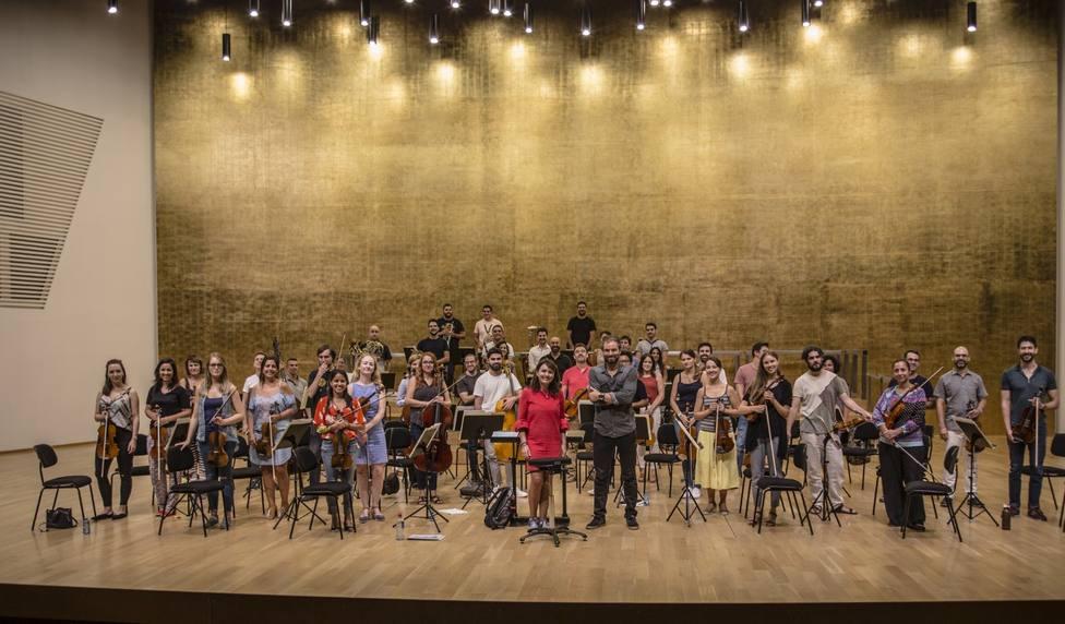 ADDA Simfònica retoma su programa presencial y ofrece un doble concierto gratuito en Alicante