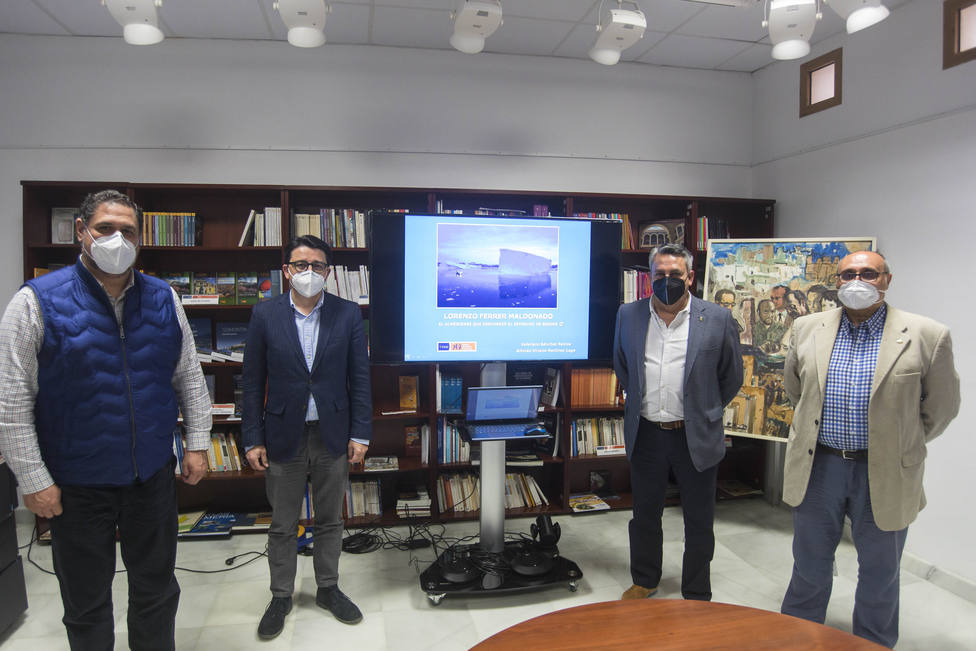 Historiadores revelan que un almeriense descubrió el Estrecho de Bering en 1588