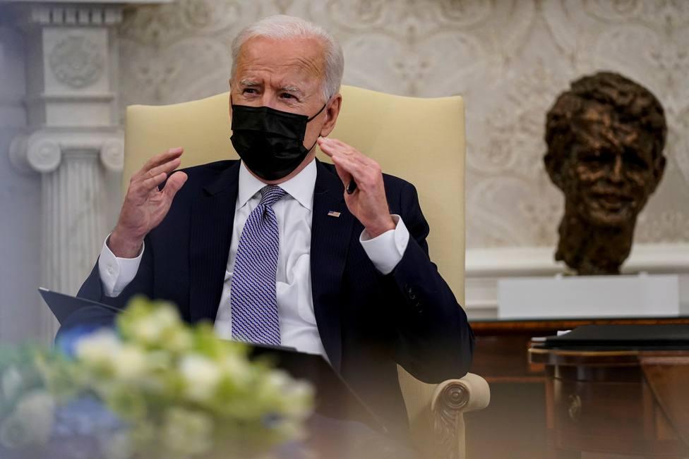 Biden deja en espera a Pedro Sánchez tres meses después de su toma de posesión