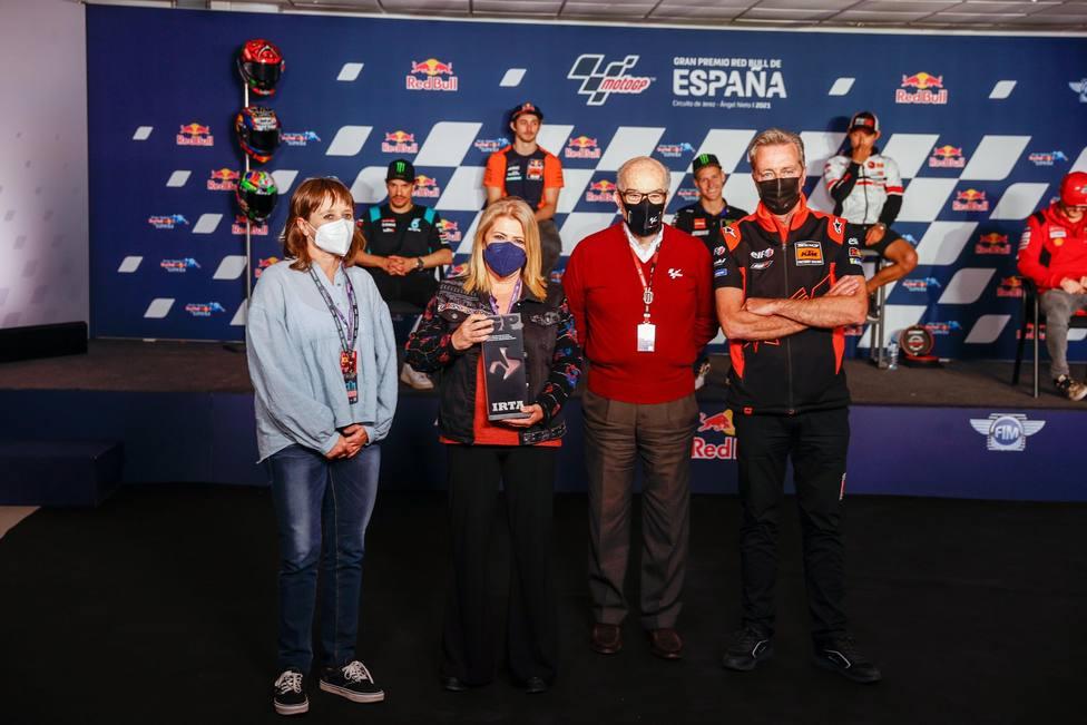 Dorna e IRTA reconocen al Circuito de Jerez su organización del GP de 2020