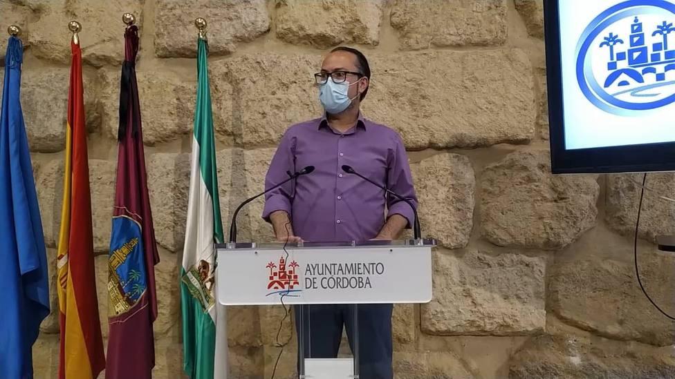 La Policía detiene al concejal de Podemos Córdoba, Juan Alcántara