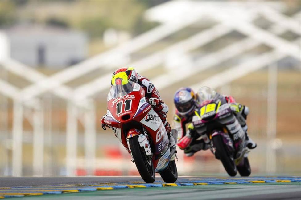 Sergio García se llevó la victoria en una accidentada carrera