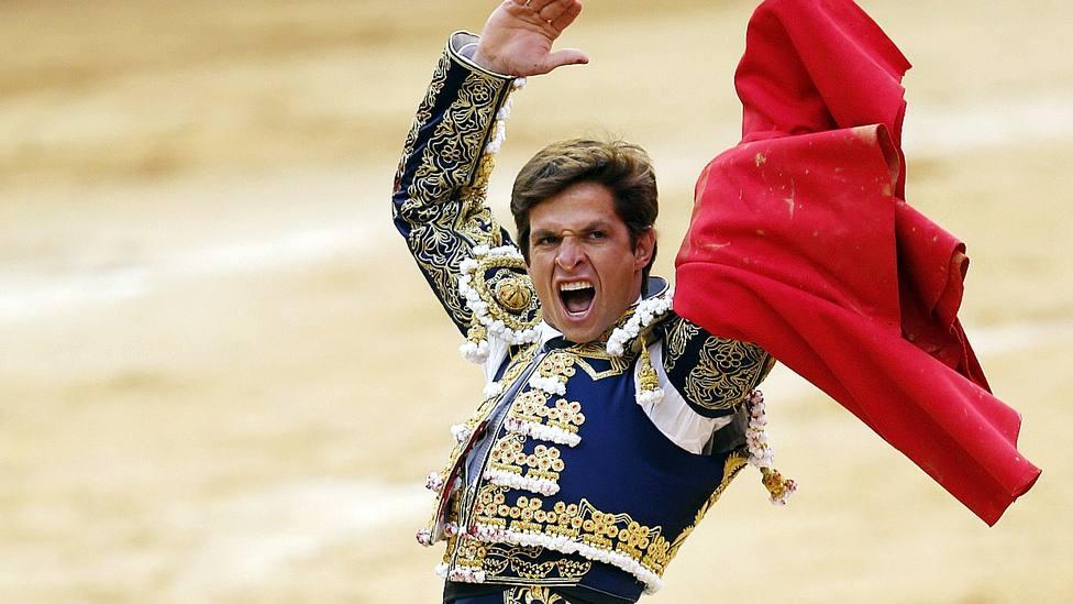 El Juli, en una imagen de archivo, ha cortado este viernes la única oreja en Castellón