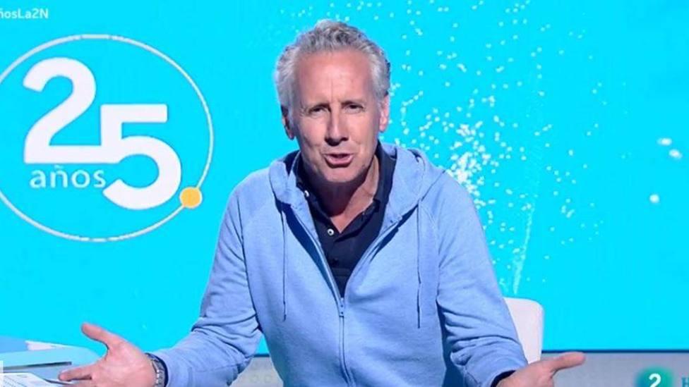 Lorenzo Milá en TVE