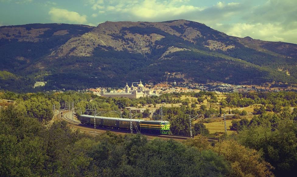 Tren de Felipe II   FOTO: Comunidad de Madrid