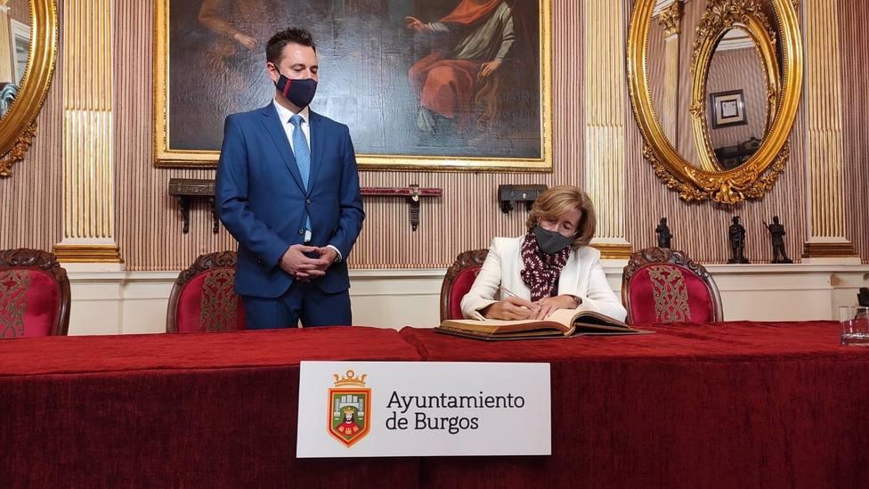 Patrimonio Nacional invertirá cinco millones en Burgos a través de los Fondos Europeos para la Recuperación