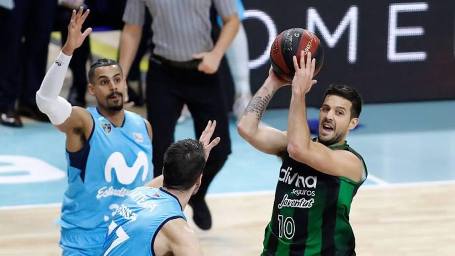 Nicolás Laprovittola, Jugador de la Jornada 7 de la Liga Endesa