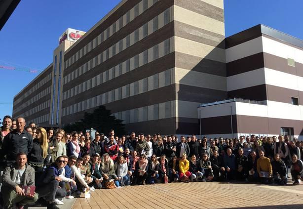 ElPozo Alimentación bate el récord de contratación con la incorporación en un día de 137 trabajadores
