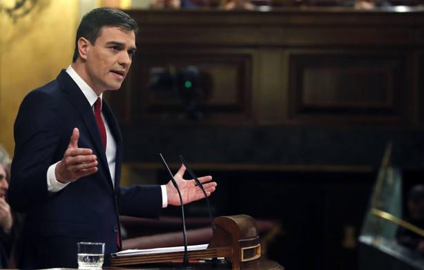 Sánchez hará un discurso de Estado en plena escalada de tensión en Cataluña