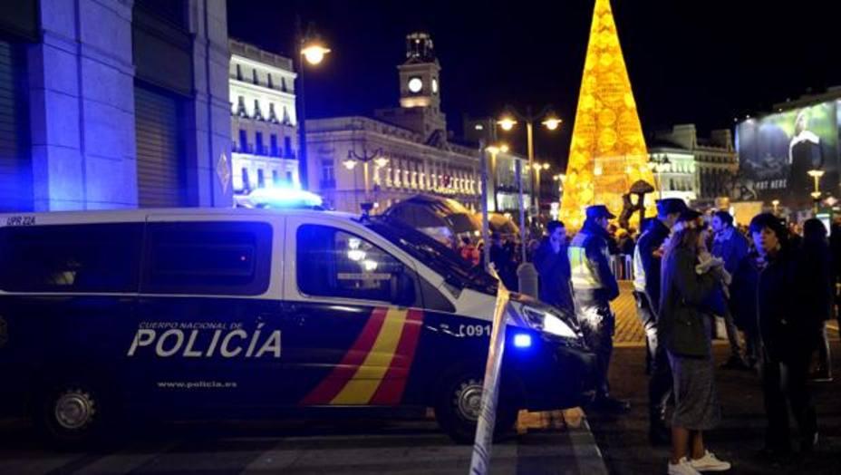 Así es el dispositivo especial de la Policía para garantizar unas fiestas de Navidad seguras