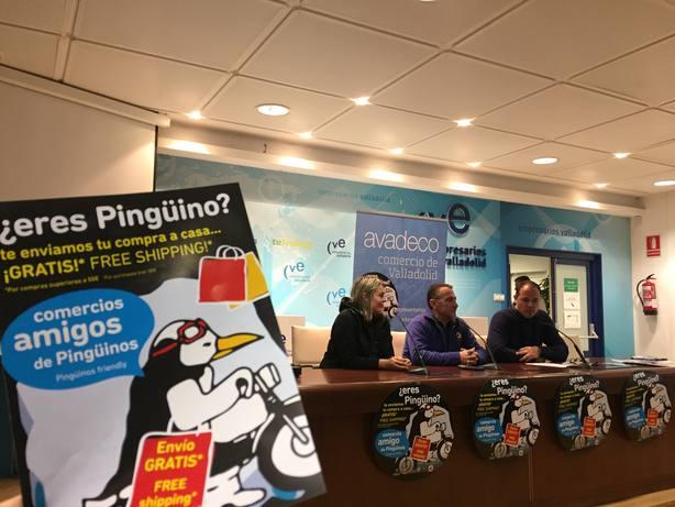 Campaña pequeño comercio Pingüinos