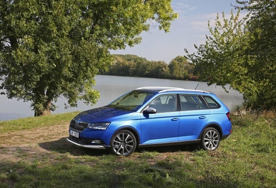 Skoda pone a la venta en España el nuevo Fabia Scout, con estética off-road y tres motores gasolina
