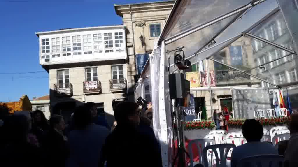 Video celebraci n del 800 aniversario de betanzos a - Oido cocina coruna ...