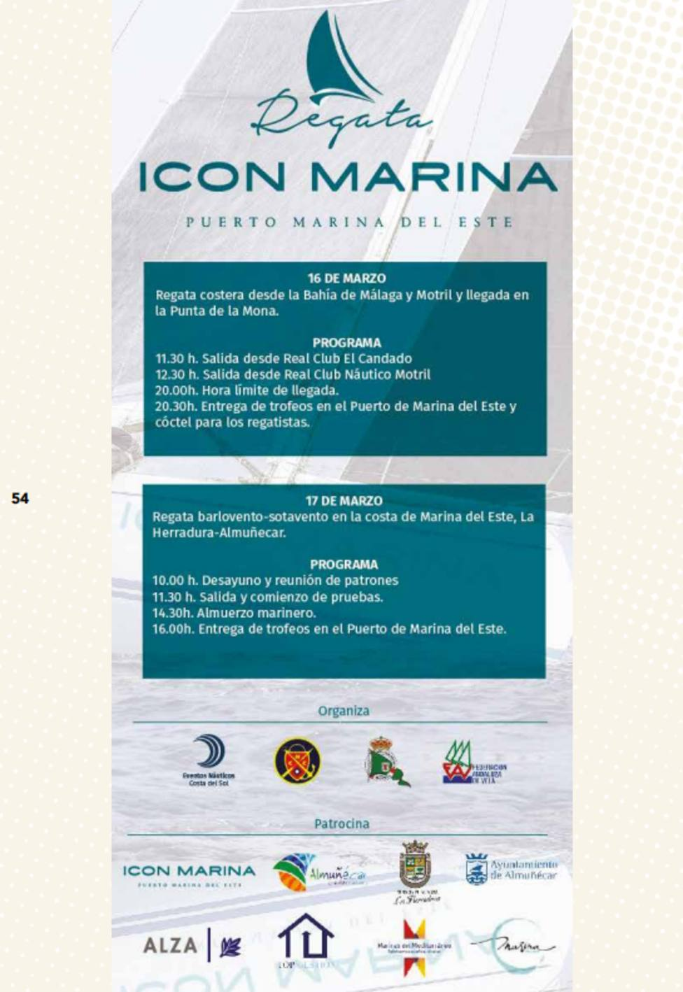 Regata ICON Marina