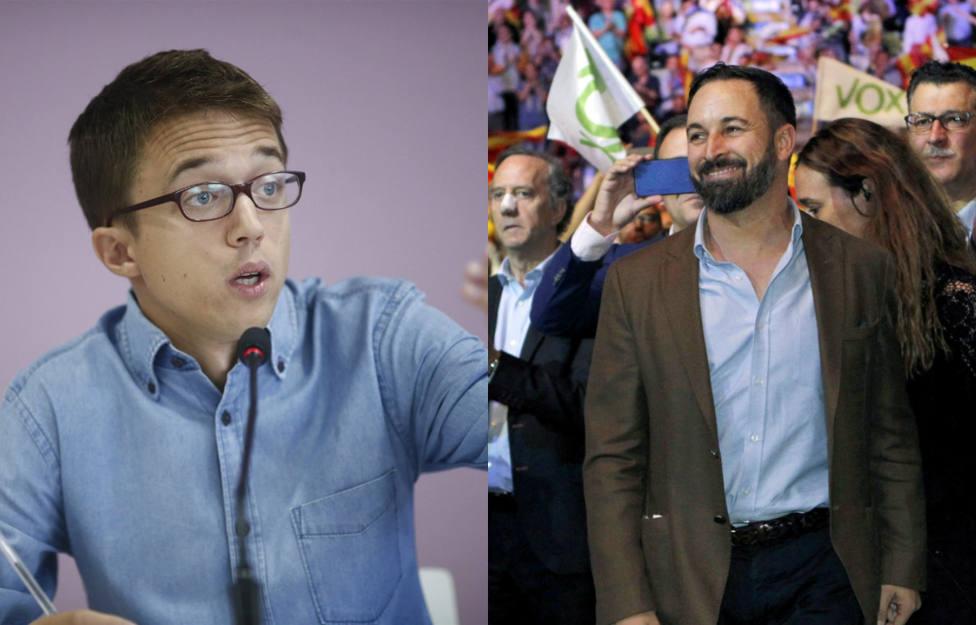 El rifirrafe más tenso entre Espinosa y Errejón tras sus duras palabras sobre Vox