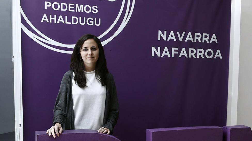 Ione Belarra, Diputada por Navarra. Portavoz Adjunta de Podemos en el Congreso