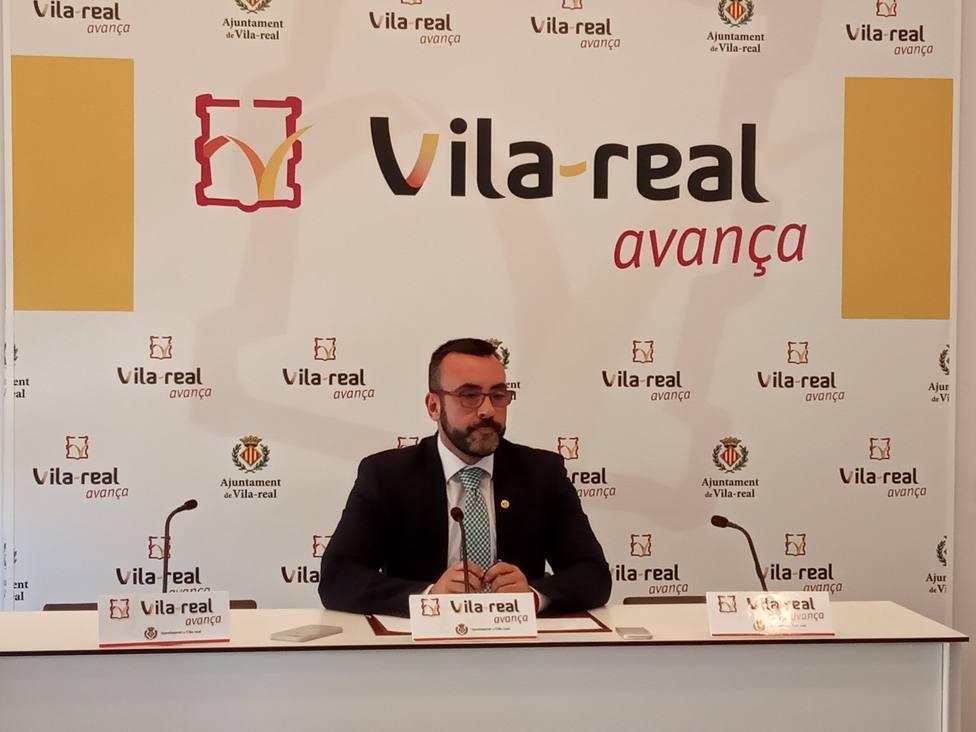 Alcalde de Vila-real, José Benlloch