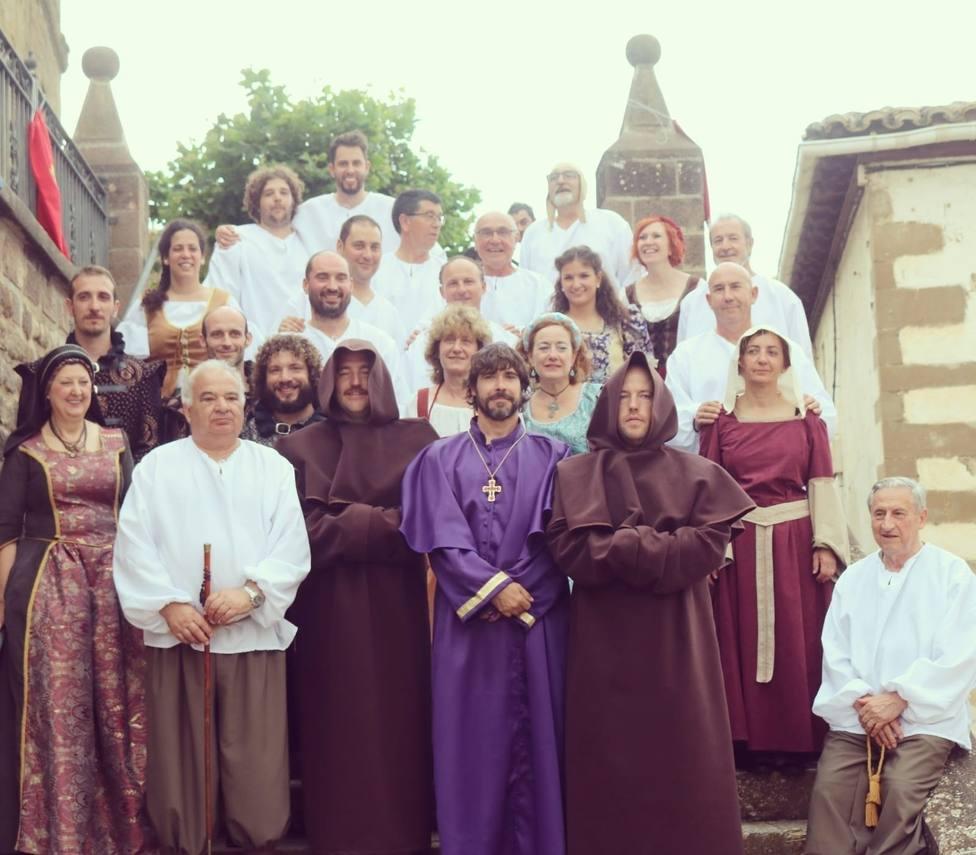 Urriés celebra este fin de semana sus Jornadas de Historia, en las que la villa regresa al Renacimiento.