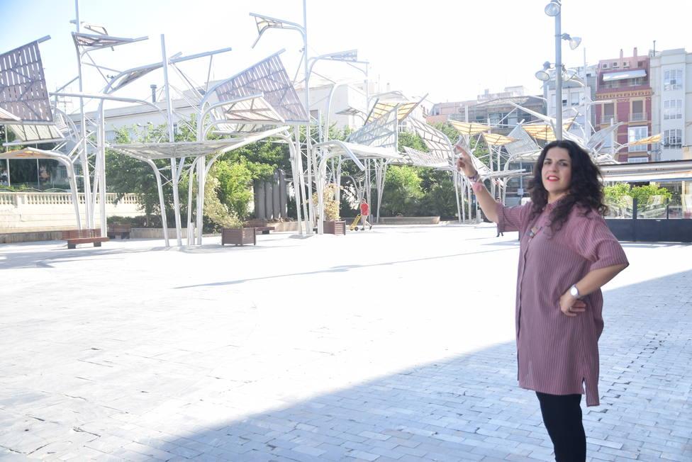 Una arquitecta señala que en Cartagena el diseño es irrelevante a la hora de crear espacios públicos