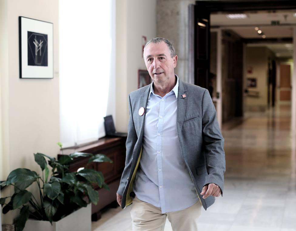 Baldoví pone en duda que Sánchez tenga voluntad real de alcanzar un acuerdo con Podemos