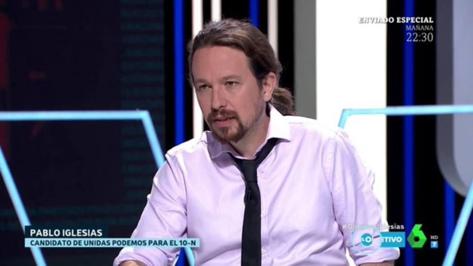 Iglesias invita a Sánchez a valorar el indulto por razones de concordia pese a que Junqueras no lo quiera