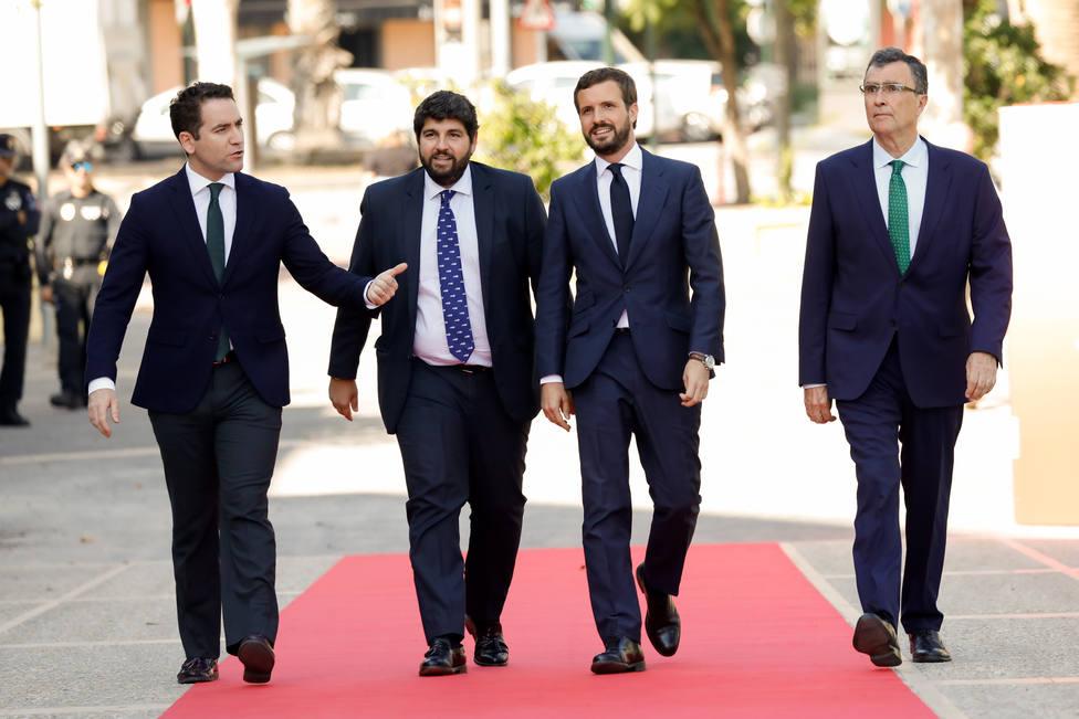 Casado carga contra la armonización fiscal que plantea Montero y defiende lo contrario: Lo que queremos es competir