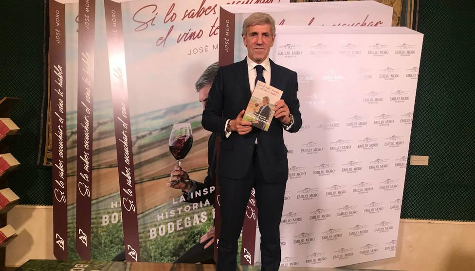 José Moro, Presidente de Bodegas Emilio Moro: El vino me ha guiado en los momentos difíciles