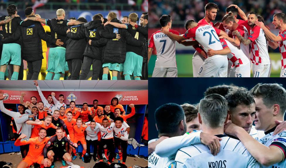 FASE CLASIFICACIÓN EURO 2020