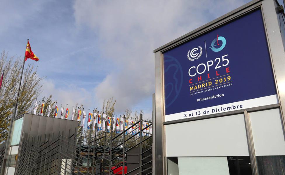 Madrid se convierte en la capital de la Cumbre del Clima de Naciones Unidas