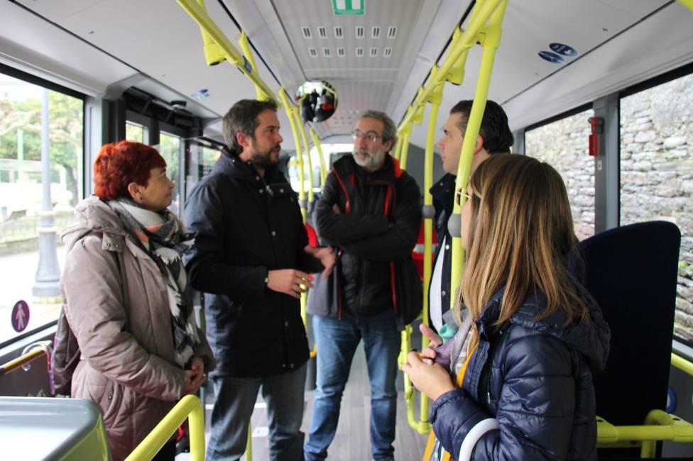 Lugo es la ciudad con el bono bus más barato de España