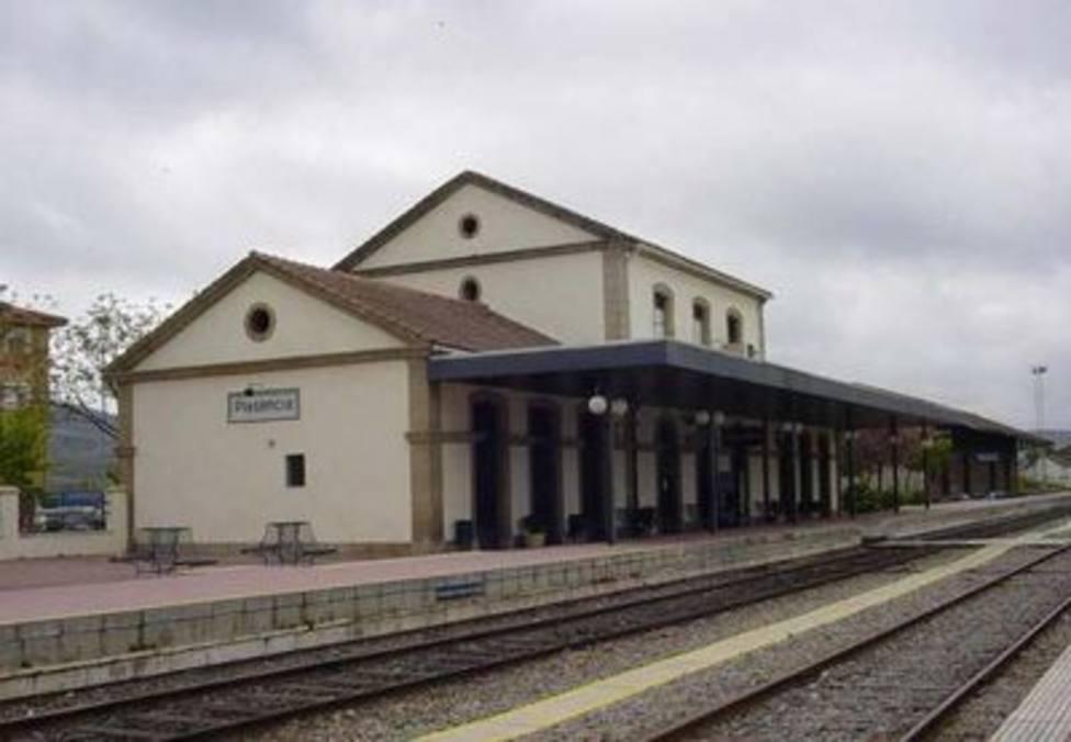 Estación de Plasencia. Foto: ADIF