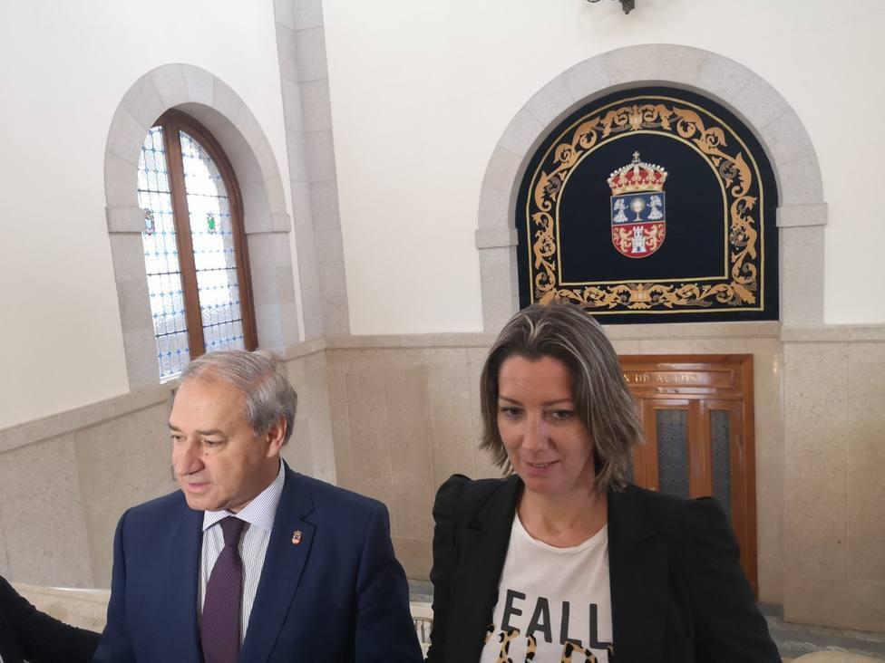 La Diputación reclama por escrito a la Xunta EPIs para los municipios de la provincia de Lugo