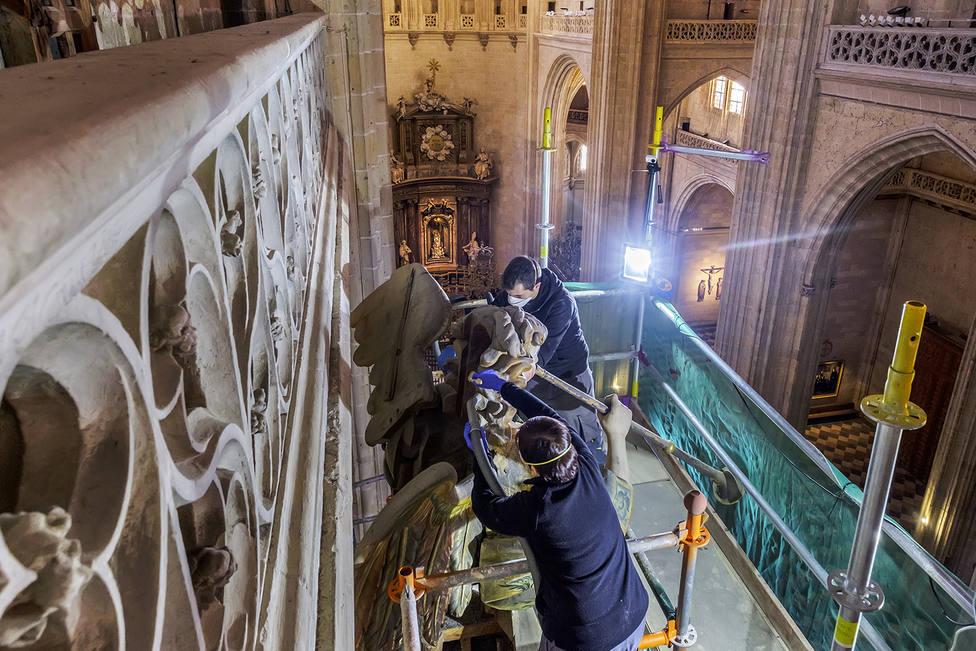 Restauración Catedral