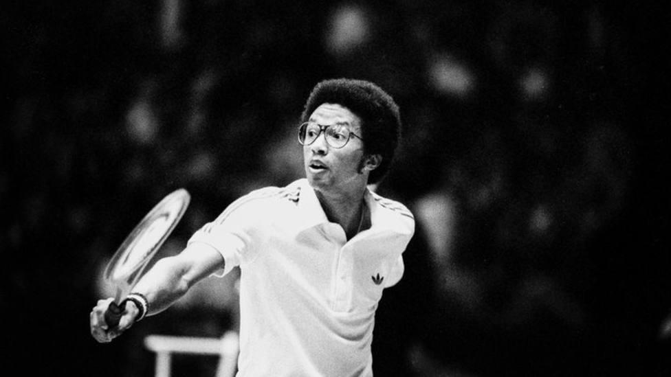 Arthur Ashe: el campeón pionero que rompió barreras en el tenis y la lucha racial