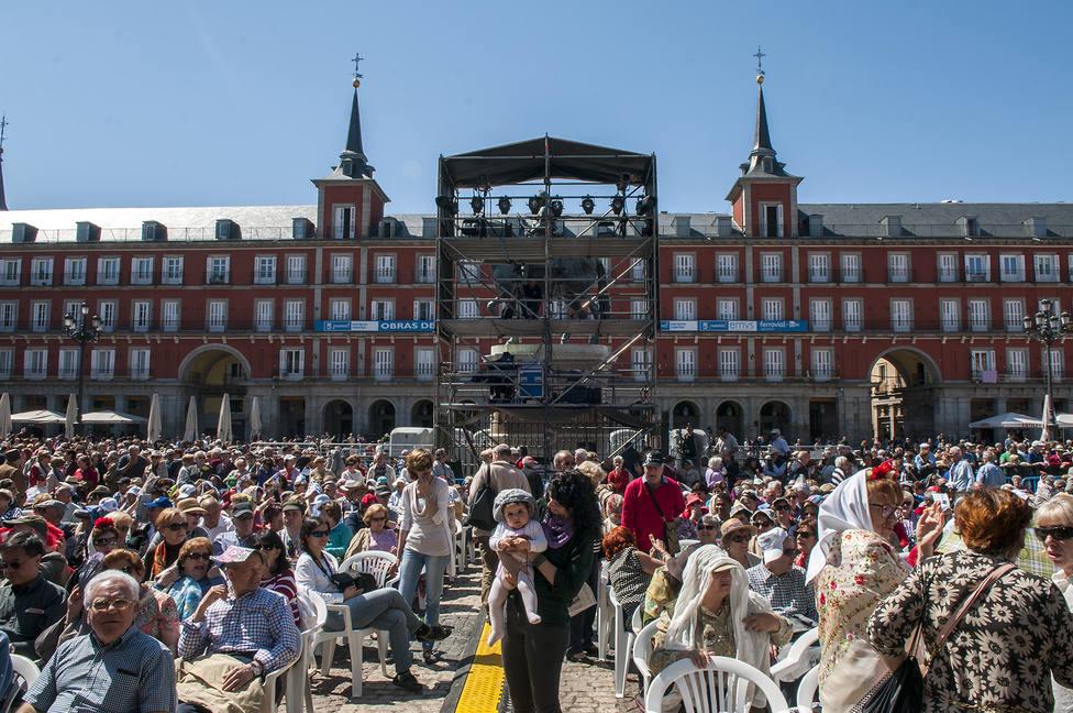 La Comunidad de Madrid programa 570 conciertos al aire libre para este verano