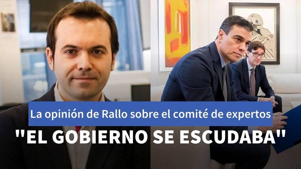 Juan Rallo y Pedro Sánchez