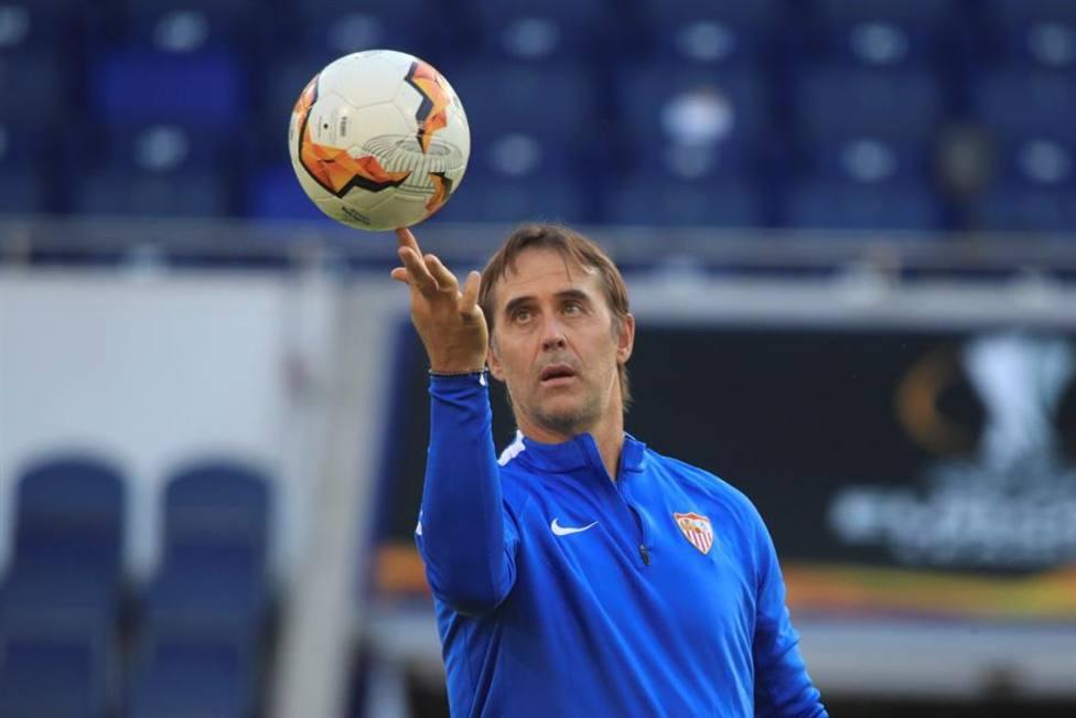 Julen Lopetegui: La Roma terminó siendo el equipo más en forma de Italia