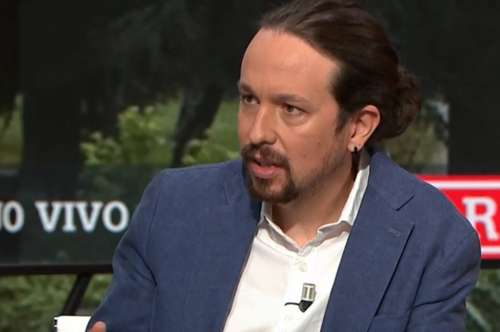 """Iglesias habla en LaSexta sobre los escraches que ha vivido en su casa: """"Te sientes desprotegido"""""""
